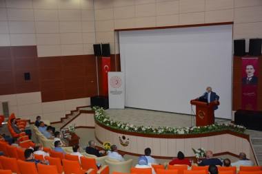 Food Industry-Faculty Meeting Held at Our University