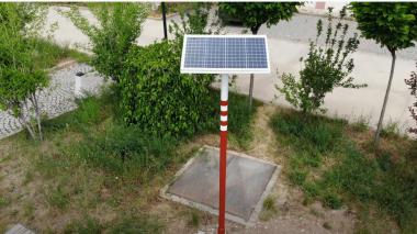 Güneş Enerjili Mobil Şarj Sistemi Geliştirildi