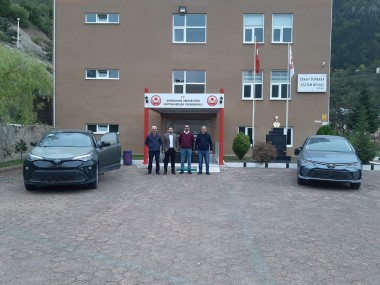 Two Vehicles Donated to Our Vocational School