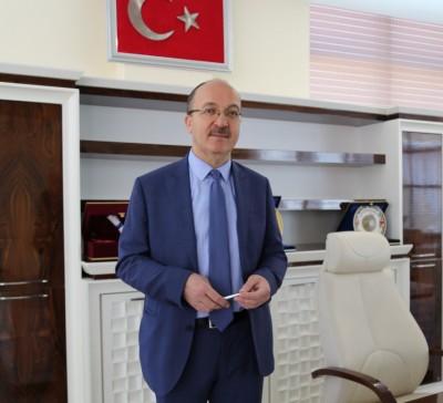Prof. Dr. Halil İbrahim ZEYBEK